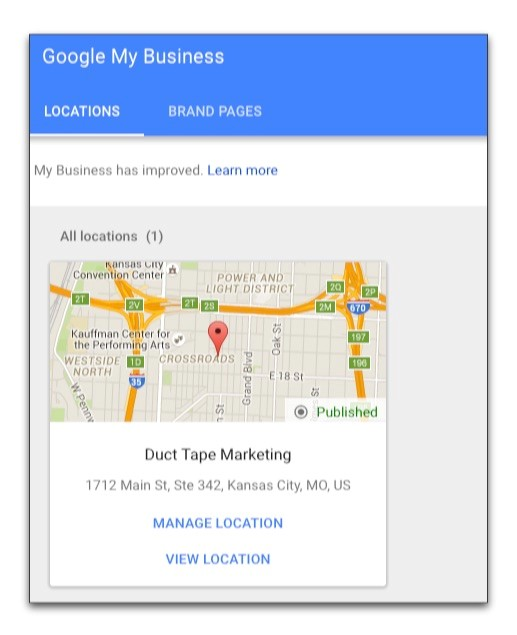 Local SEO Playbook